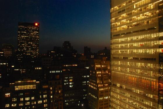 New York Nightscape
